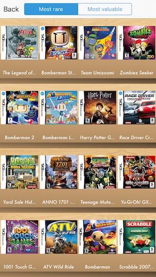 PureGaming org - Retro Game Collector (iOS / Android)